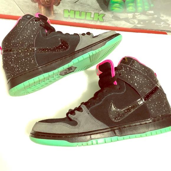 new arrival 34c75 9469c 2014 Nike northern light sb dunk high very rare